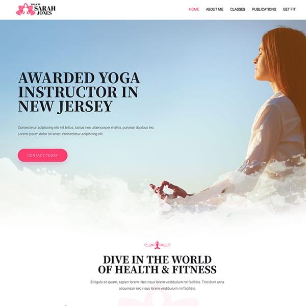 Web Design - Harris Digital